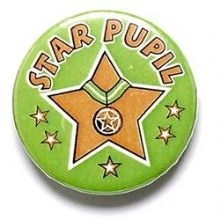 Star Pupil Badge